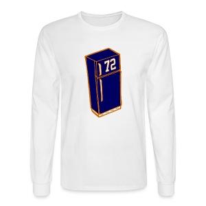 Fridge Men's Long Sleeve Tee - Men's Long Sleeve T-Shirt