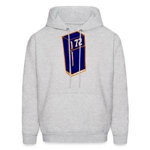 Fridge Men's Hooded Sweatshirt - Men's Hoodie