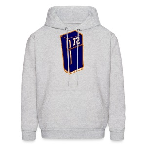 Fridge Men's Hooded Sweatshirt - Men's Hoodie