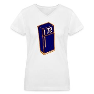 Fridge Women's V-Neck T-Shirt - Women's V-Neck T-Shirt