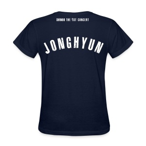 [SHINee] SHINee World Concert: JJONG - Women's T-Shirt