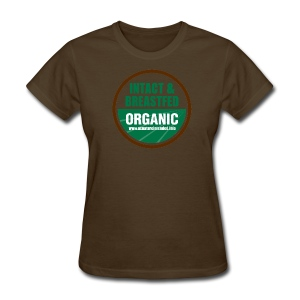 As Nature Intended - Women's T-Shirt