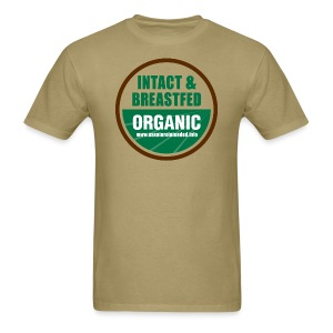 As Nature Intended - Men's T-Shirt