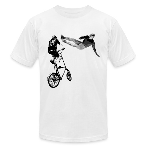 High Horse - AA - Men's T-Shirt by American Apparel