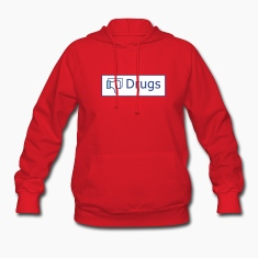 No to drugs Hoodies