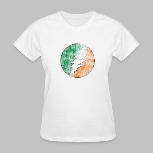 Grateful Irish Women's Standard Weight T-Shirt - Women's T-Shirt