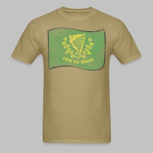 Erin Go Bragh Distressed Men's Standard Weight T-Shirt - Men's T-Shirt