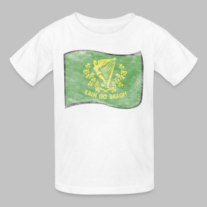 Erin Go Bragh Distressed Children's T-Shirt - Kids' T-Shirt