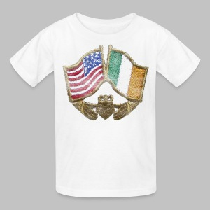 USA Ireland Friendship Children's T-Shirt - Kids' T-Shirt
