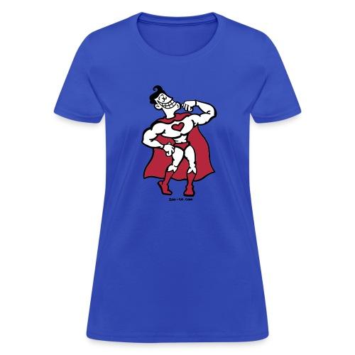 Hero of Love - Women's T-Shirt