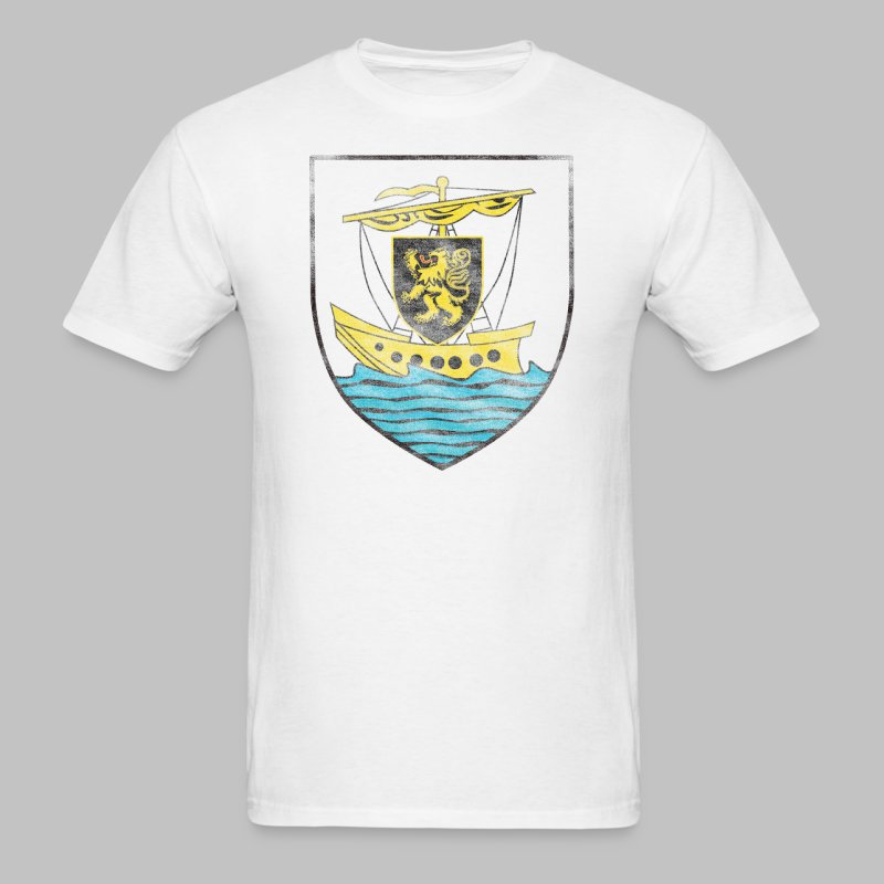 Galway Crest Men's Standard Weight T-Shirt - Men's T-Shirt
