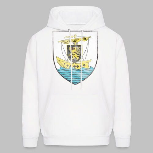 Galway Crest Men's Hooded Sweatshirt - Men's Hoodie