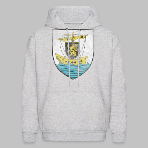 Galway Crest Men's Hooded Sweatshirt - Men's Hoodie