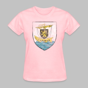 Galway Crest Women's Standard Weight T-Shirt - Women's T-Shirt