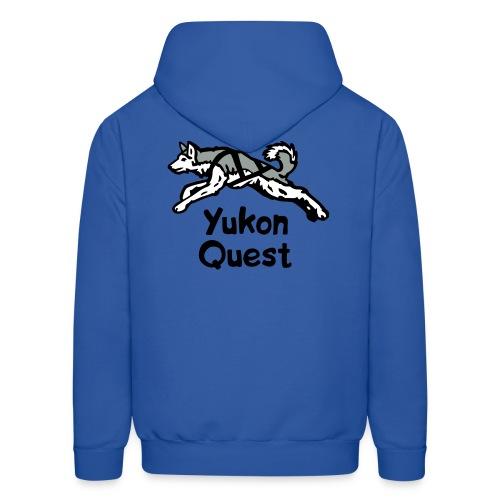 Quest Long Sleeve Hoodie - Men's - Men's Hoodie