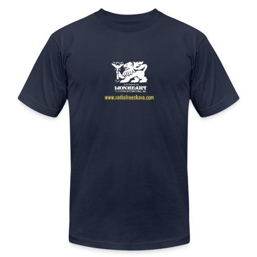 Lionheart (T-Shirt) - Men's Fine Jersey T-Shirt