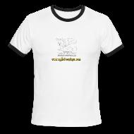 T-Shirts ~ Men's Ringer T-Shirt ~ Lionheart (Ringer Tee)