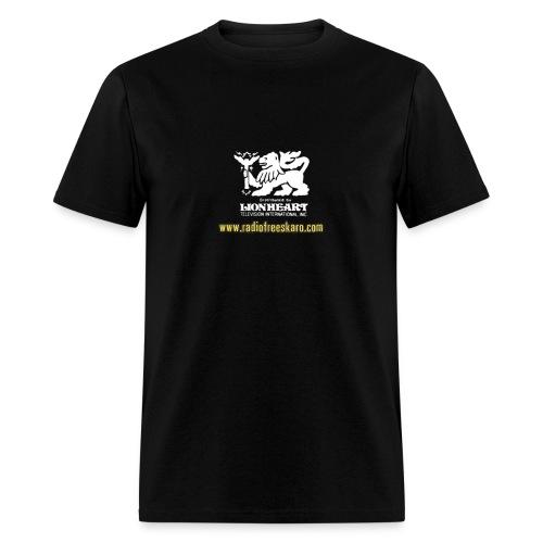 Lionheart (T-Shirt) - Men's T-Shirt