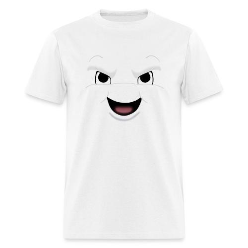 Puft Face - Men's T-Shirt