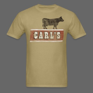 Carl's Chop House Men's Standard Weight T-Shirt - Men's T-Shirt