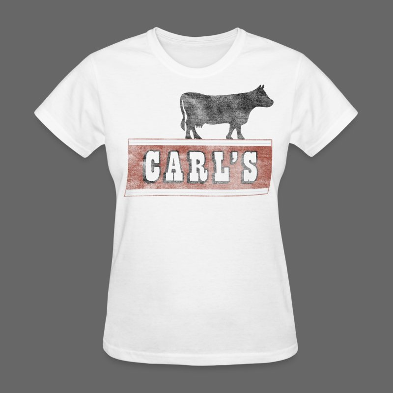 Carl's Chop House Women's Standard Weight T-Shirt - Women's T-Shirt
