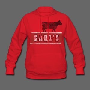 Carl's Chop House Women's Long Sleeve Jersey Tee - Women's Hoodie
