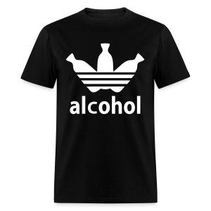 Alcohol Tee - Men's T-Shirt