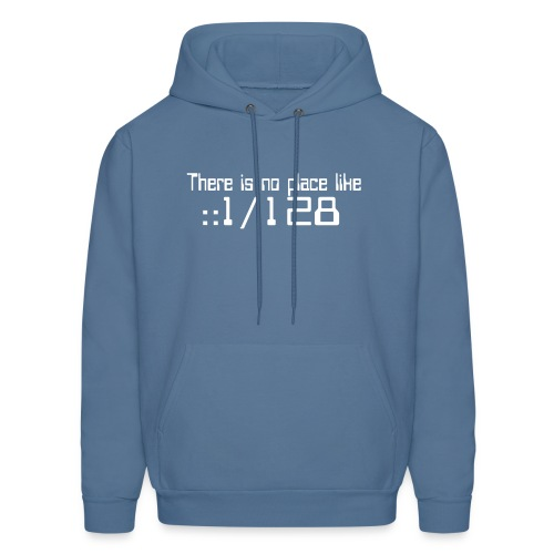 No place like - Men's Hoodie