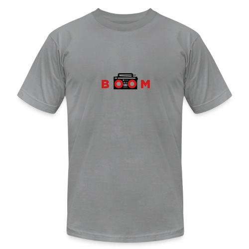 bOOmbox - Choose your own light AA shirt color - Men's Fine Jersey T-Shirt