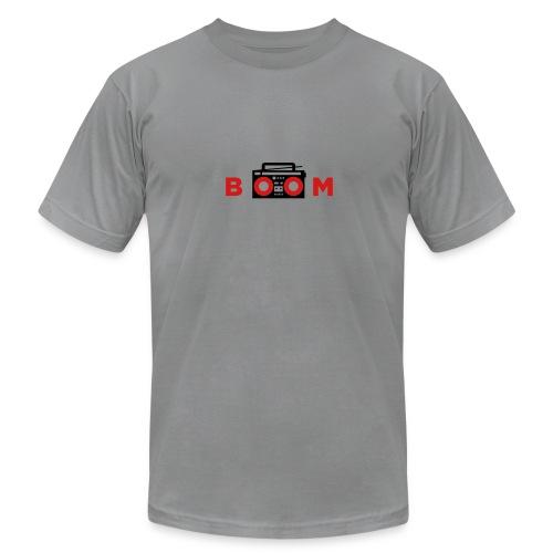 bOOmbox - Choose your own light AA shirt color - Men's  Jersey T-Shirt