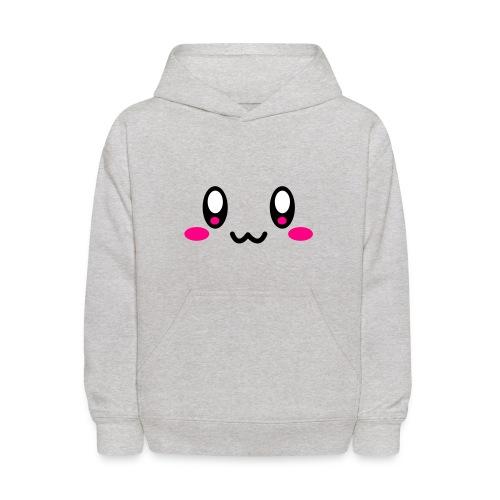 Kid's sweet face hoodie - Kids' Hoodie