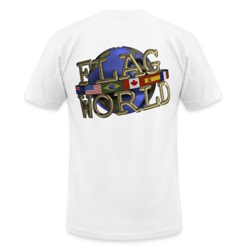 Men's AA Tee - Double Logo - Men's  Jersey T-Shirt