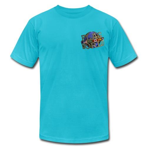 Men's AA Tee - Single Logo - Men's  Jersey T-Shirt