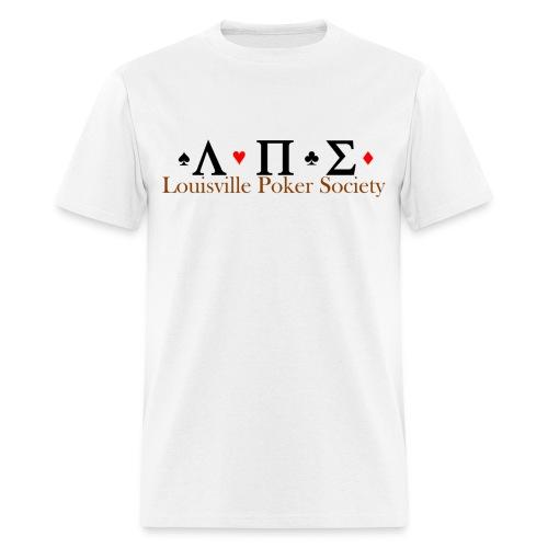 Standard T-Shirt w/Classic Logo - Men's T-Shirt