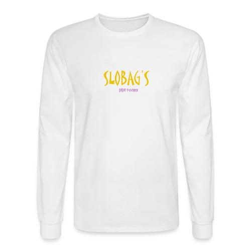 Slobag's Men's Long sleeve T - Men's Long Sleeve T-Shirt
