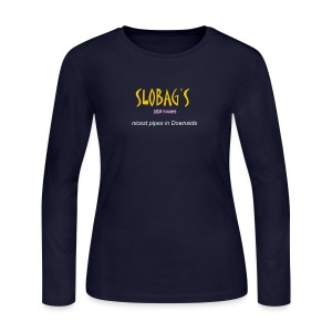 Slobag's Women's long-sleeve T - Women's Long Sleeve Jersey T-Shirt