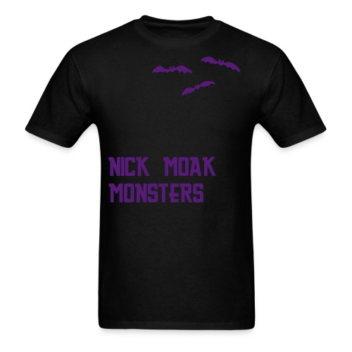 MONSTERS Bats Shirt - Men's T-Shirt
