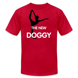 The New Doggy T-Shirt - Men's T-Shirt by American Apparel
