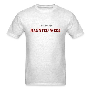 Haunted Week men's standard weight T - Men's T-Shirt