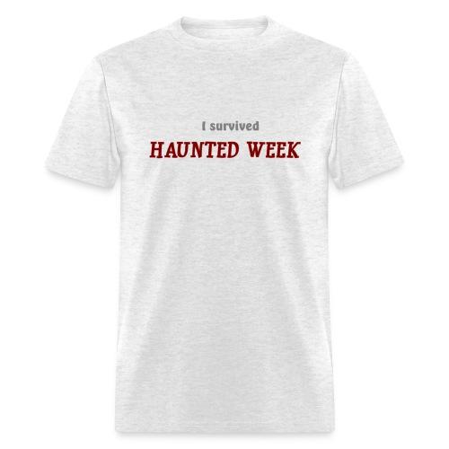 Haunted Week men's standard weight T - Men's T-Shirt