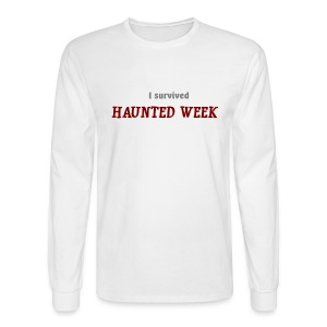 Haunted Week men's long sleeve T - Men's Long Sleeve T-Shirt