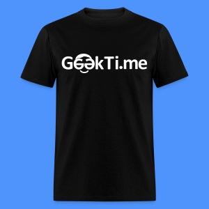 GeekTi.me Tee - Dark - Men's T-Shirt
