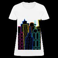 Women's T-Shirts ~ Women's T-Shirt ~ [SHINee] Taemin's City