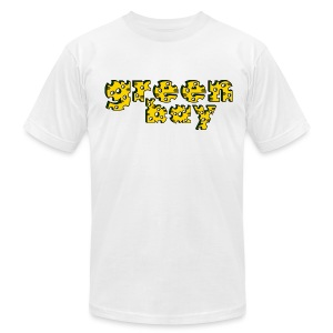 Cheese Bay Men's American Apparel Tee - Men's T-Shirt by American Apparel