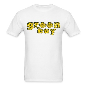 Cheese Bay Men's Standard Weight T-Shirt - Men's T-Shirt