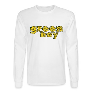 Cheese Bay Men's Long Sleeve Tee - Men's Long Sleeve T-Shirt