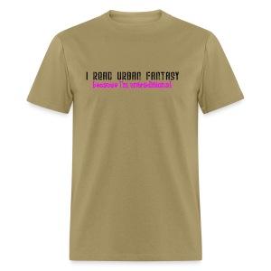 UF untraditional men's standard weight T - Men's T-Shirt