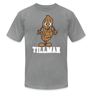 Peanut Tillman Men's American Apparel Tee - Men's T-Shirt by American Apparel