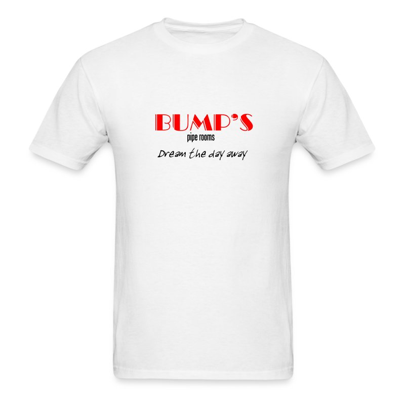 Bump's Men's standard weight T - Men's T-Shirt