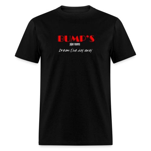 Bump's men's standard-weight T - Men's T-Shirt